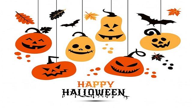 Happy Halloween 萬聖節快樂
