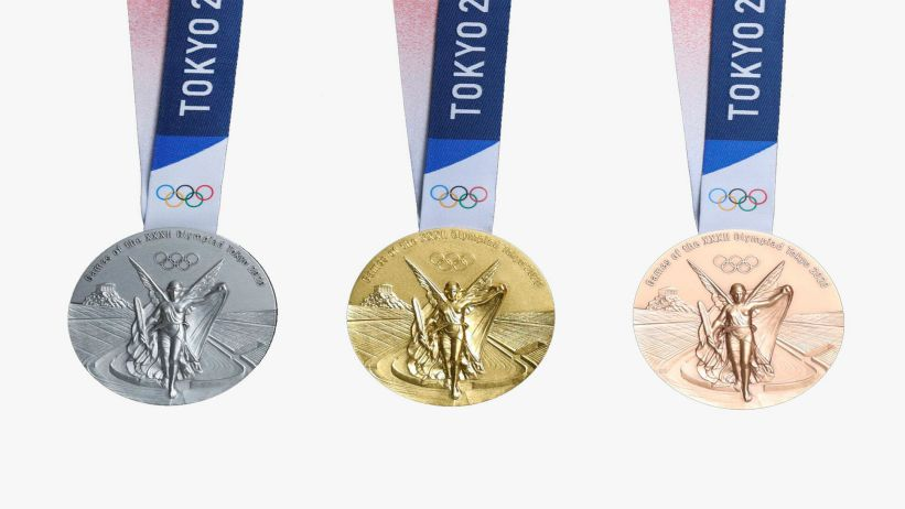 The Secret Ingredient in the 2020 Olympic Medals 2020東京奧運獎牌的秘密