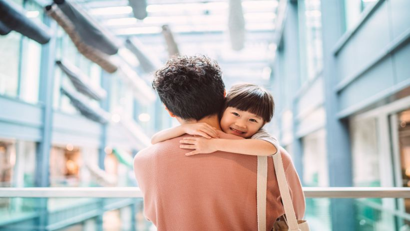 Happy father's day 父親節快樂!