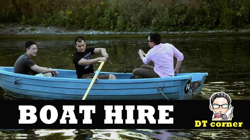 2020/5/19 Boat Hire