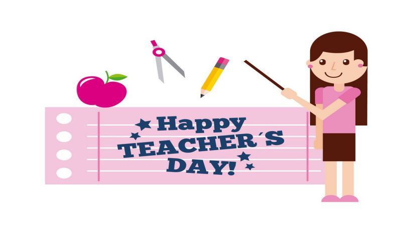 Happy Teacher's day 教師節快樂