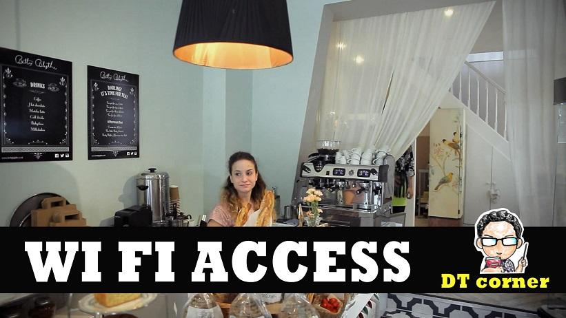 2020/5/26 Wi Fi Access