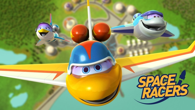 【頻道節目】《Space Racers 太空出任務》