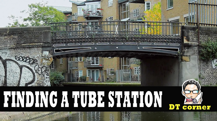 2020/6/9 finding a tube station