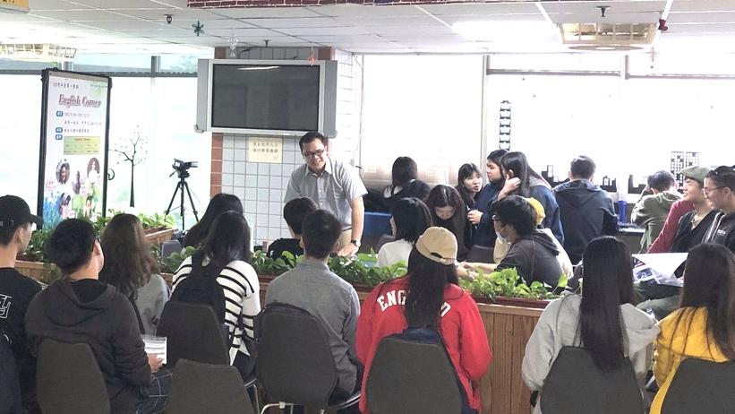 【新聞快訊】ELTV生活英語 前進大學校園 教你用道地英語點咖啡!