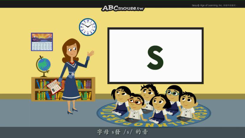 <span class='sharedVideoEp'>019</span> 用S來造句吧! Sentence Chant S