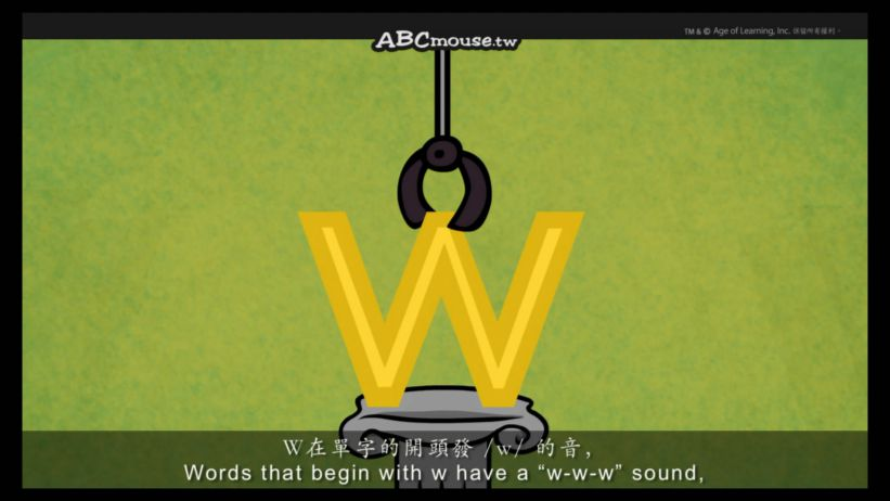 <span class='sharedVideoEp textYellow'>023</span> 字母「W」之金曲 song for 「W」