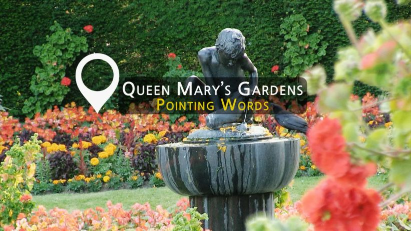 <span class='sharedVideoEp'>014</span> 瑪麗皇后花園 - 指示詞 「Queen Mary's Gardens - Pointing Words」