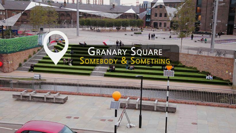 <span class='sharedVideoEp'>019</span> 糧倉廣場 - SOMEBODY & SOMETHING 「Granary Square - somebody & something」